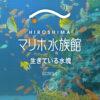 生きている水塊 マリホ水族館 広島マリーナホップ